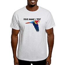 Custom Flying Parrot T-Shirt