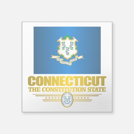 Connecticut Pride Sticker