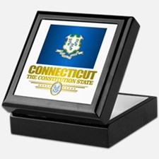 Connecticut Pride Keepsake Box