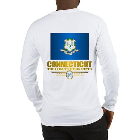 Connecticut Pride Long Sleeve T-Shirt