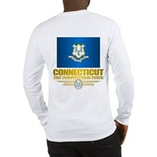 Connecticut Pride Long Sleeve T-Shirt