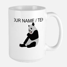 Custom Panda Eating Mug