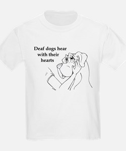 Hear hearts Kids T-Shirt
