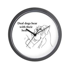 Hear hearts Wall Clock