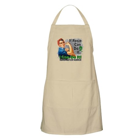 If Rosie Can Do It Kidney Cancer Apron