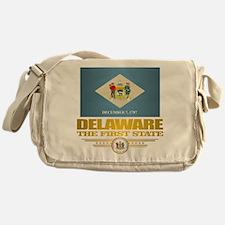 Delaware Pride Messenger Bag