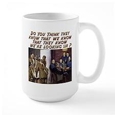 Funny Military Humor Mug