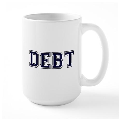 Debt Mug