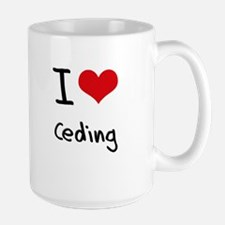I love Ceding Mug