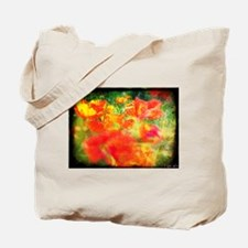 """Poppies"" Tote Bag"