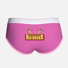 Big Bucks... Women's Boy Brief