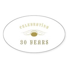 Celebrating 30 Years Of Marriage Decal