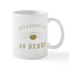 Celebrating 40 Years Of Marriage Mug