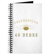 Celebrating 40 Years Of Marriage Journal