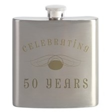 Celebrating 50 Years Of Marriage Flask