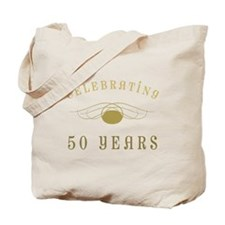 Celebrating 50 Years Of Marriage Tote Bag