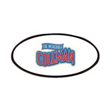 The Incredible Coleman Patches