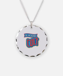 The Incredible Colt Necklace