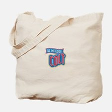 The Incredible Colt Tote Bag