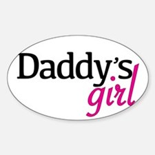 Daddys Girl Decal