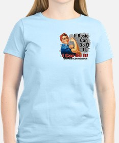 If Rosie Can Do It Skin Cancer T-Shirt