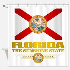Florida Pride Shower Curtain