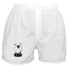 KiniArt Sheep Boxer Shorts