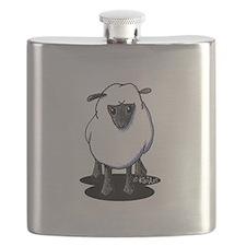 KiniArt Sheep Flask
