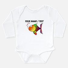 Custom Cartoon Tropical Fish Body Suit