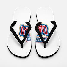 The Incredible Damari Flip Flops