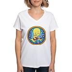 Already Rockin 513 Women's V-Neck T-Shirt