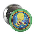 """Already Rockin 513 2.25"""" Button (100 pack)"""