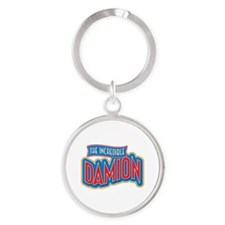 The Incredible Damion Keychains
