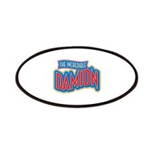 The Incredible Damion Patches