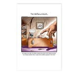 The Hand Postcards (Package Of 8)