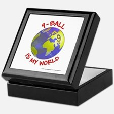 9-ball is my World Keepsake Box