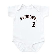 Slugger Player Shirts Infant Bodysuit