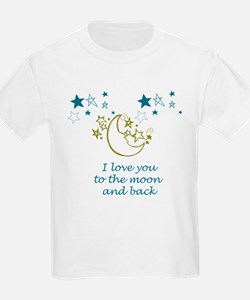 Moon and Back T-Shirt