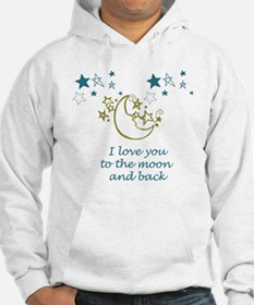 Moon and Back Hoodie