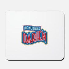 The Incredible Darien Mousepad