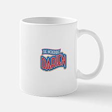 The Incredible Darien Mug