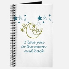 Moon and Back Journal