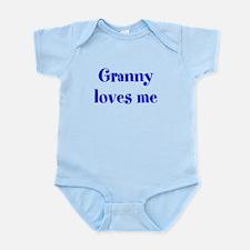 Granny Loves Me Body Suit