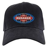Durango colorado Baseball Cap with Patch