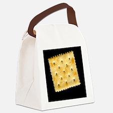 Saltine Cracker Canvas Lunch Bag