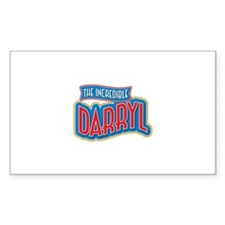 The Incredible Darryl Decal