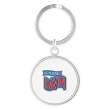 The Incredible Davin Keychains