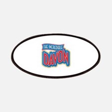 The Incredible Davon Patches