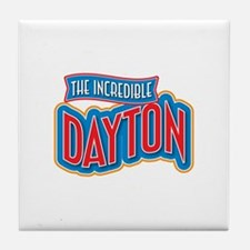 The Incredible Dayton Tile Coaster
