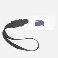 The Incredible Deacon Luggage Tag